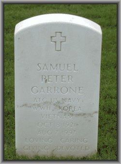 Samuel Peter Garrone
