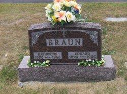 Katherine Ann <I>Wengler</I> Braun