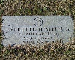 Everette Hampton Allen, Jr