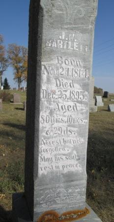 Jeremiah W. Bartlett