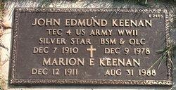 John Edmund Keenan