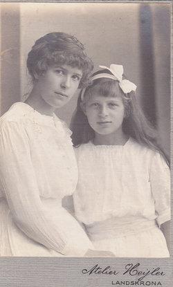 Anna Katarina <I>Åkerblom</I> Henrickson