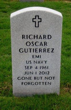Richard Oscar Gutierrez