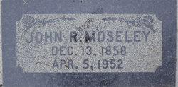 John Richard Moseley