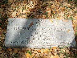 Henry Louis Barney