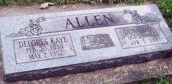 Delores Kaye <I>Henry</I> Allen