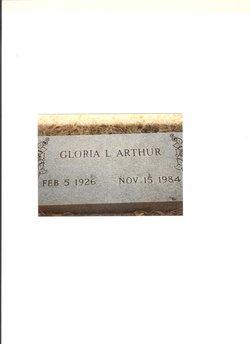 Gloria Lucille <I>Hawthorne</I> Arthur