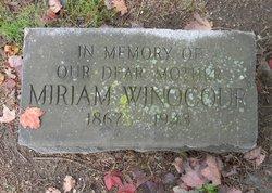 Miriam Winocour