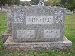 Mary M. <I>Pape</I> Arnold