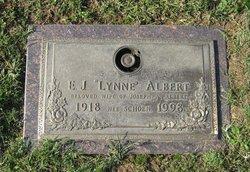 "E. J. ""Lynne"" <I>Schoen</I> Albert"