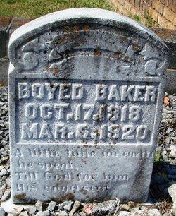 Boyed Baker