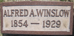 Alfred Augustus Winslow