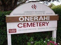 Onerahi Cemetery