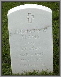 Richard A Slama