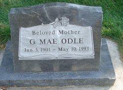Grace Mae <I>Homewood</I> Odle