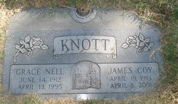 Grace Nell <I>Crocker</I> Knott