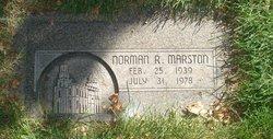 Norman Richard Marston