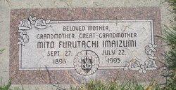 Mito <I>Furutachi</I> Imaizumi