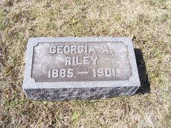 Georgia A. Riley