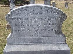 Lewis Henry Riley