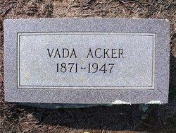 Vada Acker