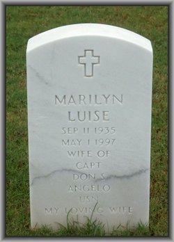 Marilyn Luise Angelo