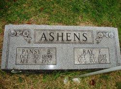Pansy B <I>Gillham</I> Ashens