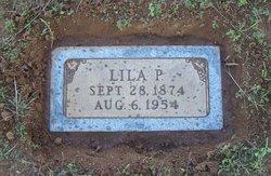 Lila <I>Piester</I> Beeman