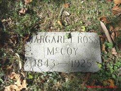 Margaret Eleanor <I>Ross</I> McCoy