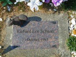 Richard Lee Schaan