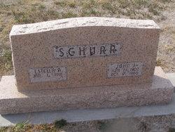 John J Schurr