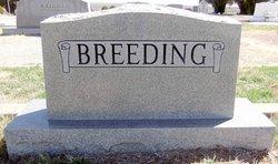 """Benjamin Earl """"Benny"""" Breeding"""
