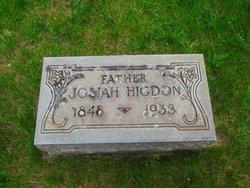Josiah Higdon