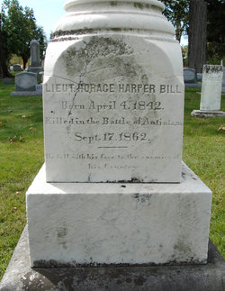 LT Horace Harper Bill