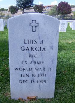 PFC Luis Juan Garcia