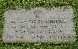 William García Santiago