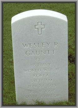 Wesley Reynolds Gauntt