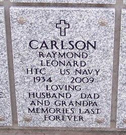 Raymond Leonard Carlson