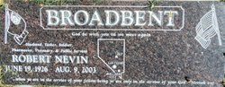 Robert Nevin Broadbent
