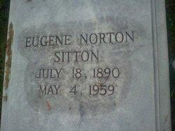 Eugene Norton Sitton