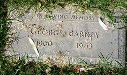 George Barnby, Sr