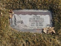 Allan Russell Bloomquist