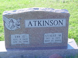 Avalee M. Atkinson