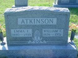 Emma F. <I>Rayburn</I> Atkinson