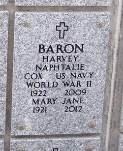 Mary Jane Baron