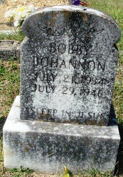 Bobby Bohannon