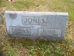 Worrell M Jones