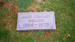 "Genevieve June ""Jane"" <I>Donner</I> Conley Houck"