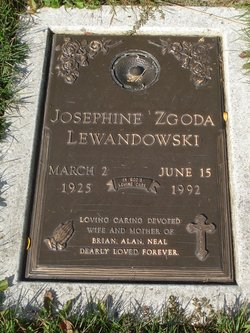 Josephine <I>Zgoda</I> Lewandowski
