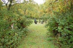 Hackett Dam Cemetery
